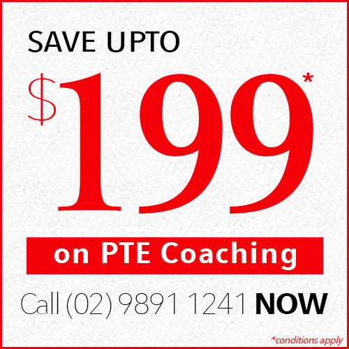 Save upto $199 on Sydney's No.1 PTE Coaching