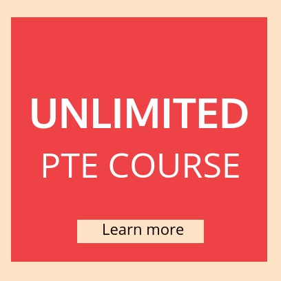 Unlimited PTE Course - Sydney PTE Institute. Parramatta